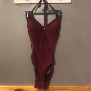 One Piece Bathing Suit **NEVER WORN**